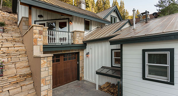 Park City House Exterior Painting