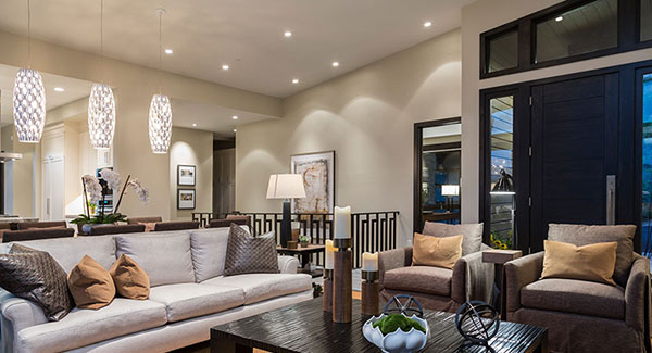 Park City Livingroom Interior Painting